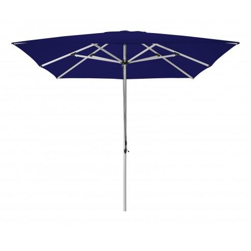 Patio parasol 300*300cm. marineblauw