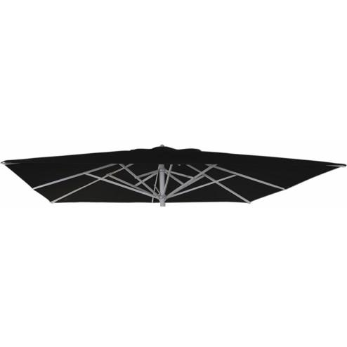 Parasoldoek Presto Zwart (330*330cm)