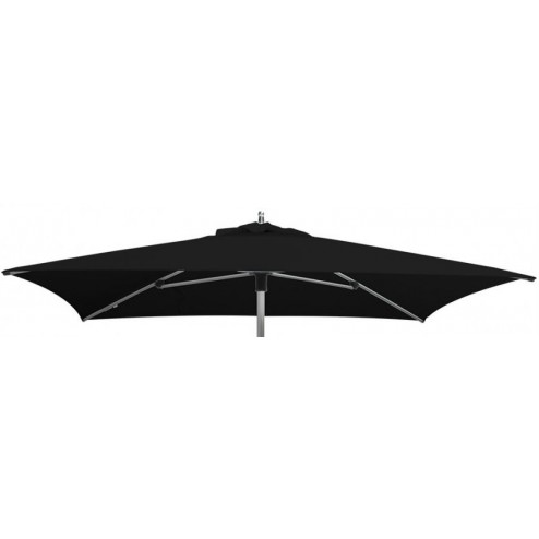 Parasoldoek Sublimo Zwart (200*200cm)