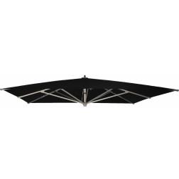 Parasoldoek Basto Zwart (400*400cm)