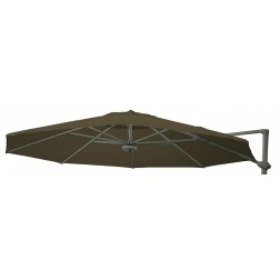 Parasoldoek Laterna Taupe (350cm rond)