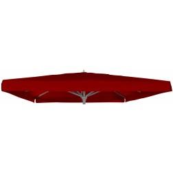 Parasoldoek Maestro Prestige Rood (400*400cm)