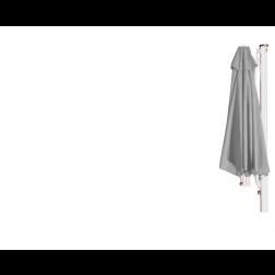 P7 Muurparasol Lead Grey (ø350cm)