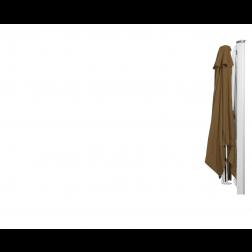 P7 Muurparasol Taupe (300*300)