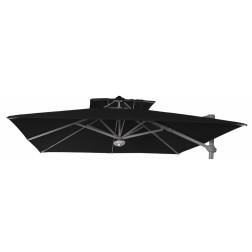 Parasoldoek Laterna Zwart (300*300cm)