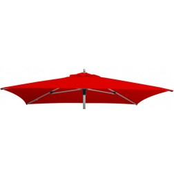 Parasoldoek Sublimo Rood (200*200cm)